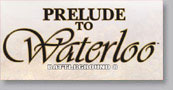 Prelude to Waterloo logo